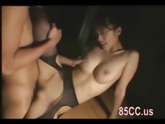 big tits teacher fuck with student